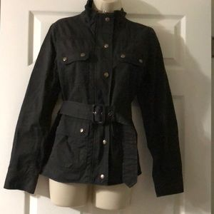 JCREW BLACK JACKET